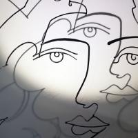 l'aigle-noir-4-ombre-shadow-sculpture-lor-laure-simoneau-aigle-noir-paris-artiste-sculpteur-portrait-femme-picasso-dessin-wire-fil-de-fer-inspiration
