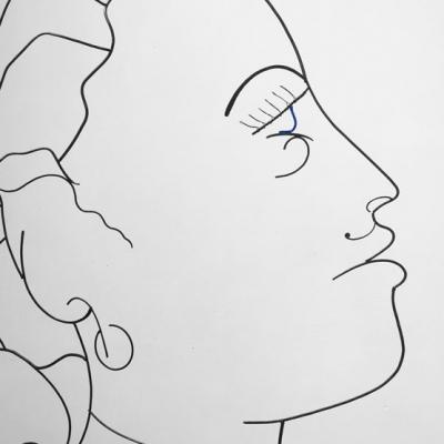 Hera-2-deesse-sculpture-wire-fil-de-fer-laure-simoneau-portrait-femme-monumentale-art-contemporainartiste-sculpteur-woman-personnage-grece-grecque-mariage-amour