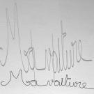 Ma-voiture-mots-doux-phrase-ecriture-fil-de-fer-wire-lor-laure-simoneaumessage-amour-cadeau-noel-amitie-amoureux