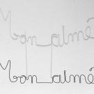 Mon-aime-mots-doux-phrase-ecriture-fil-de-fer-wire-lor-laure-simoneaumessage-amour-cadeau-noel-amitie-amoureux