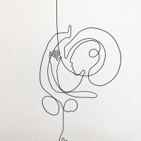 La contorsionniste