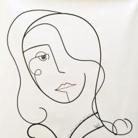 Melancholia-1-laure-simoneau-sculpture-fil-de-fer-femme-portrait-wire-portrait-paris-melancholie-LoR-artiste-art-esthetique-poesie-romance-sculpteur