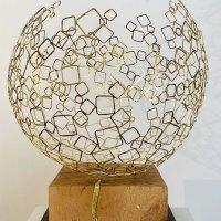 sphère-de-Dyson-or