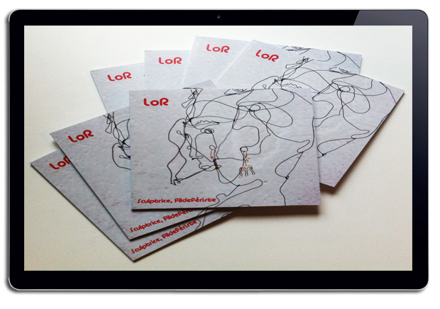Commandez votre petit livre LoR 20€ envois gratuit 19cmX19cm