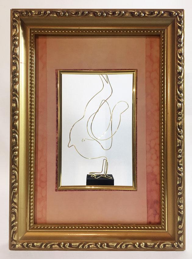 colombe-dorée-cadre